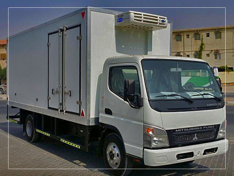 Trusted Refrigerated Truck Rental Services 055 884 4722