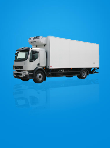 Chiller Truck Rental Dubai - Freezer Truck Rental Dubai